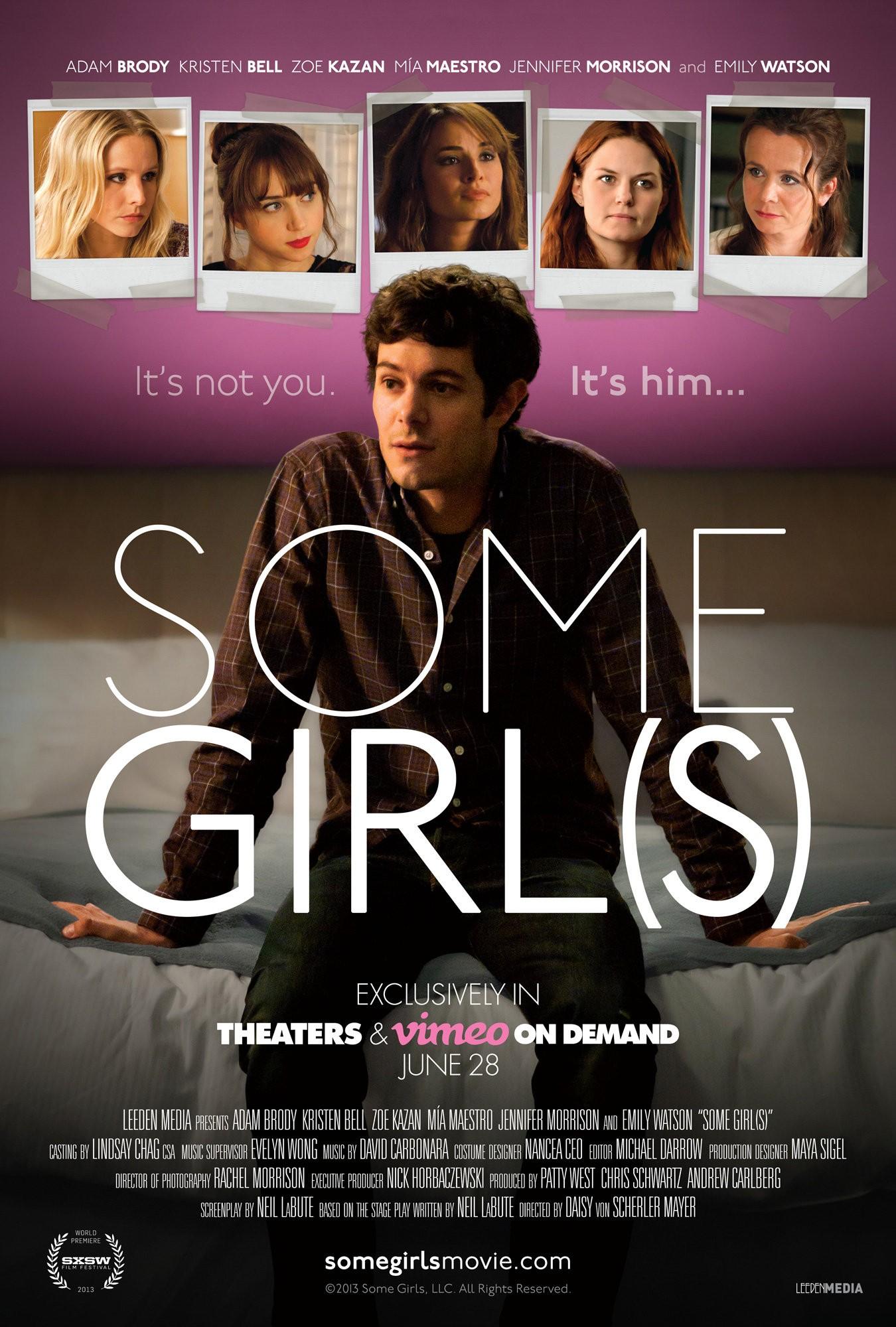 affiche du film Some Girl(s)