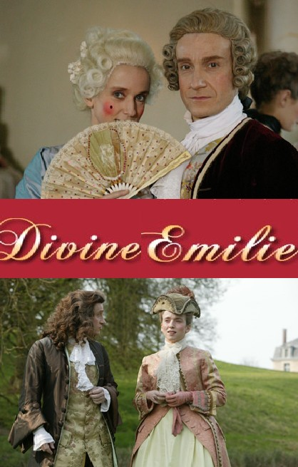 affiche du film Divine Emilie (TV)