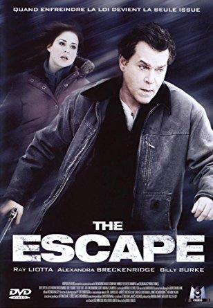 affiche du film The Escape