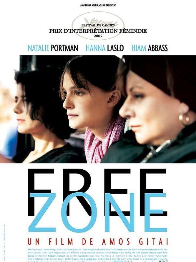 affiche du film Free Zone
