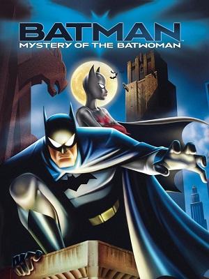 affiche du film Batman : Le mystère de Batwoman