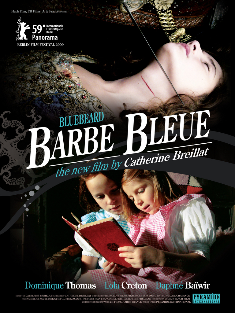 affiche du film Barbe bleue (TV)