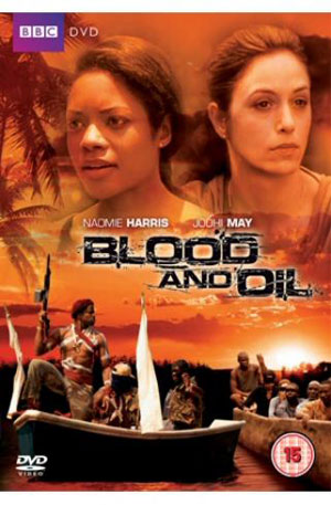 affiche du film Blood and Oil (TV)