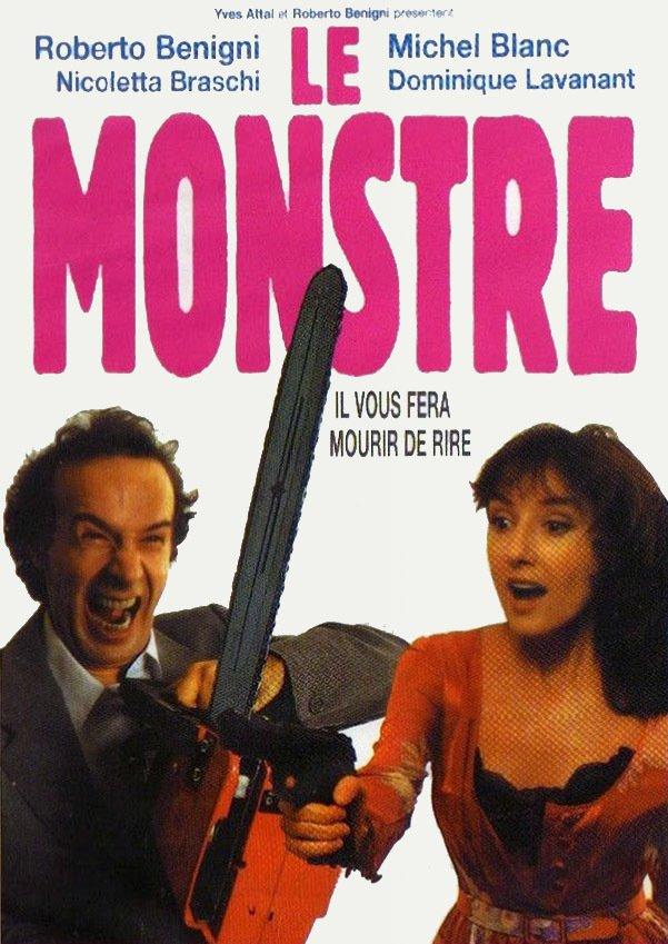 affiche du film Le Monstre