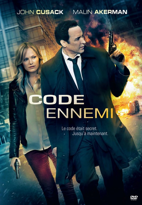 affiche du film Code ennemi