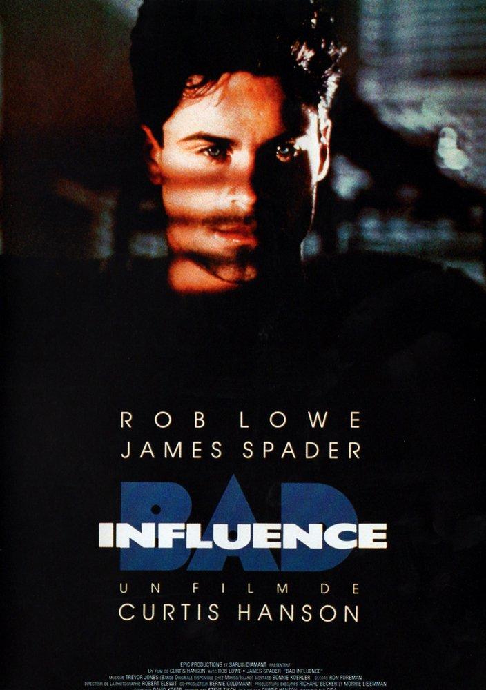 affiche du film Bad Influence