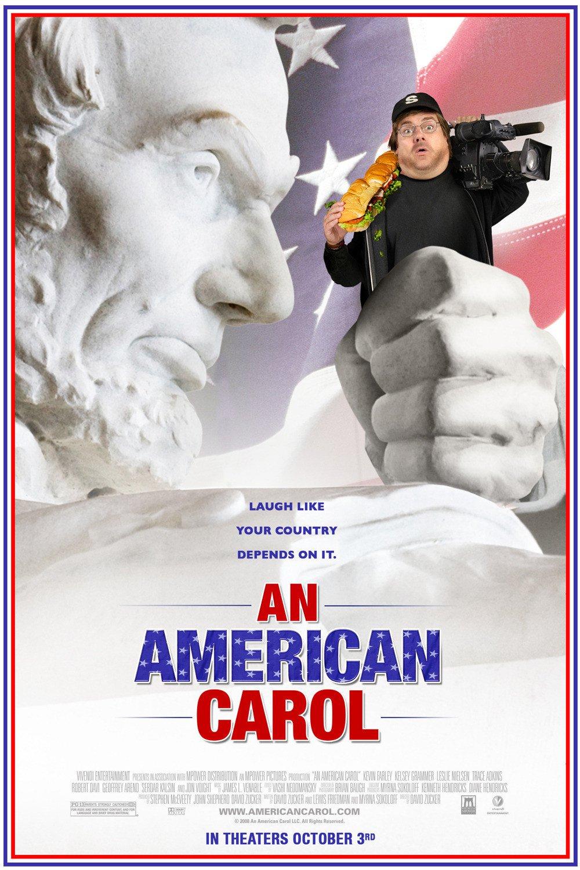 affiche du film An American Carol