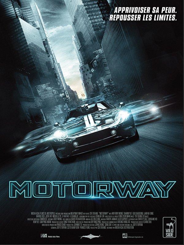 affiche du film Motorway