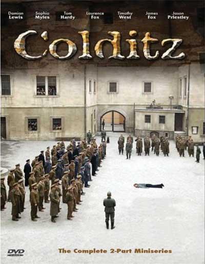 affiche du film Colditz : La Guerre des évadés (TV)