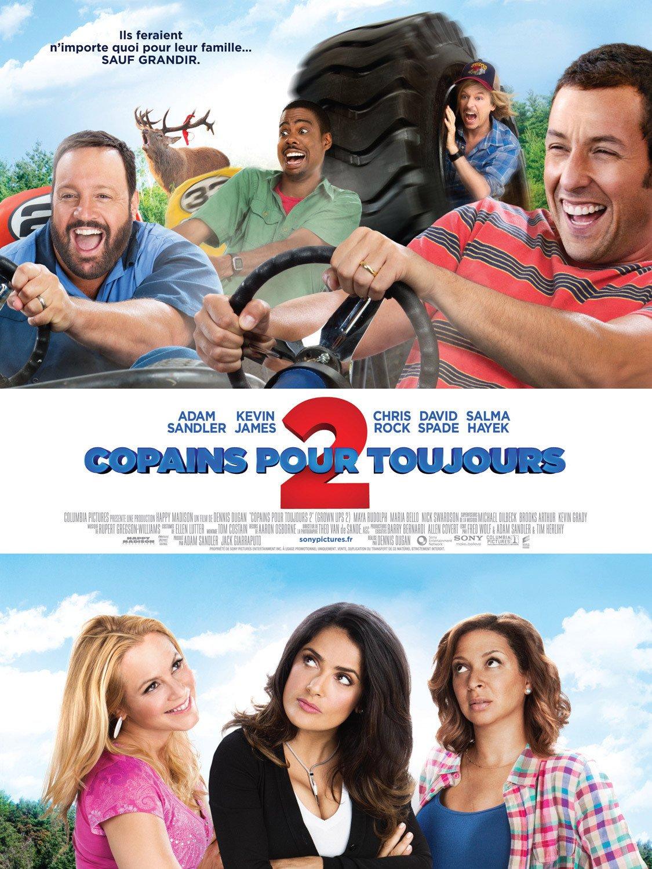affiche du film Copains pour toujours 2