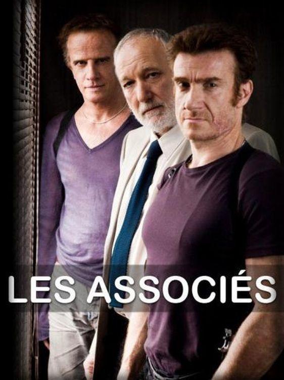 affiche du film Les Associés (TV)