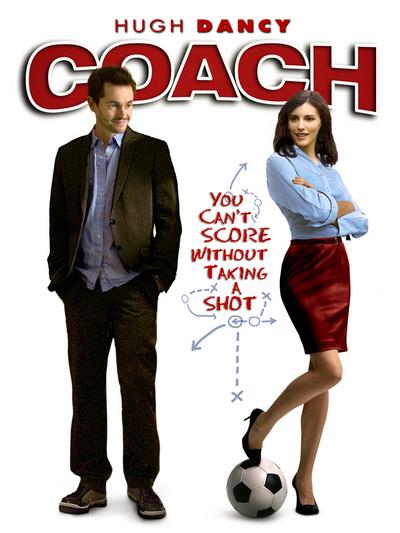 affiche du film Coach