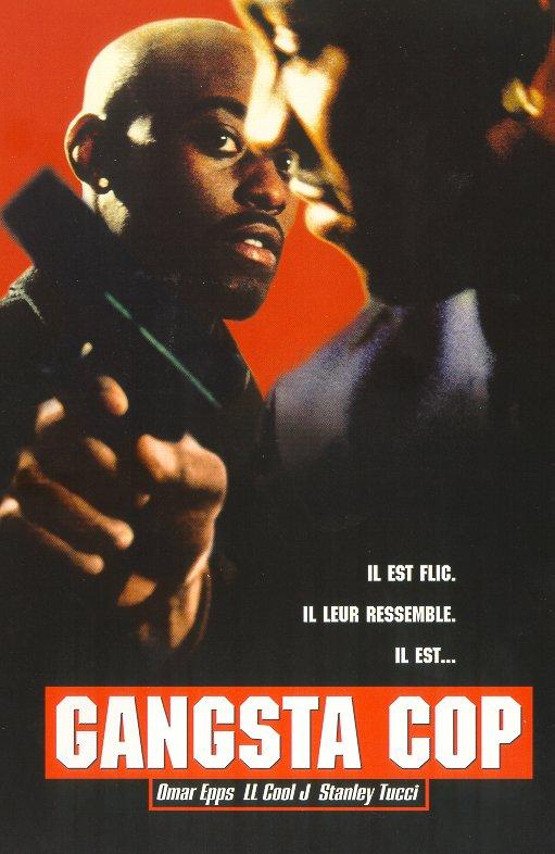 affiche du film Gangsta Cop