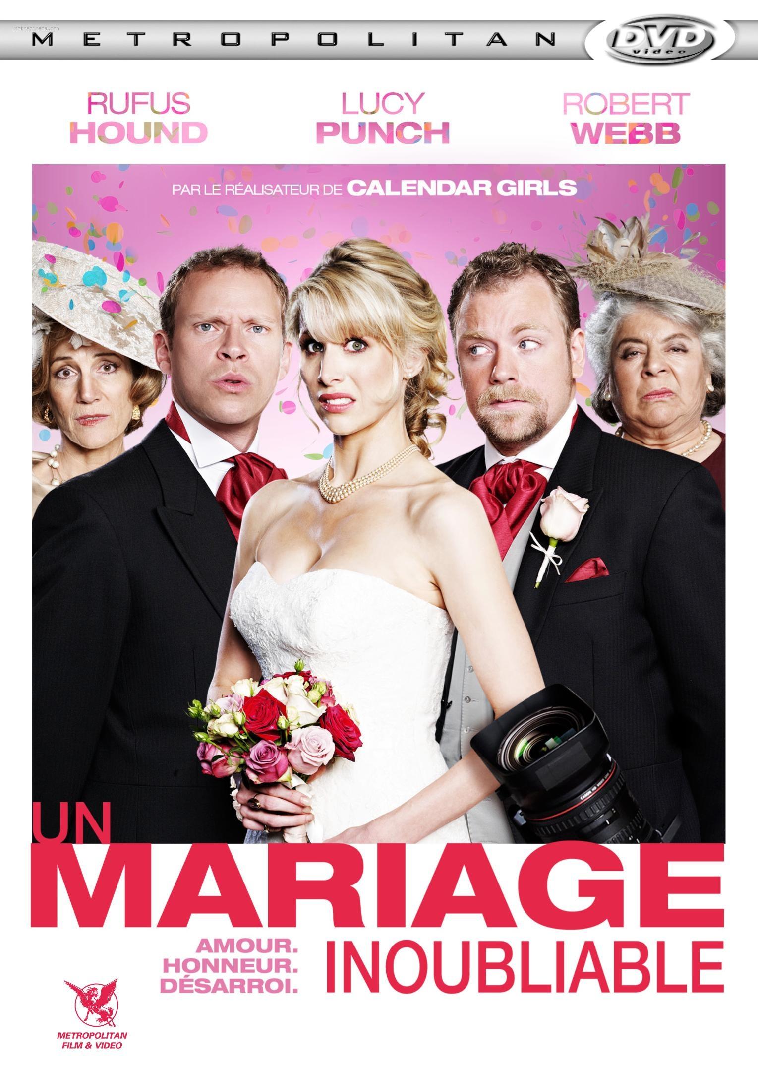 affiche du film Un mariage inoubliable