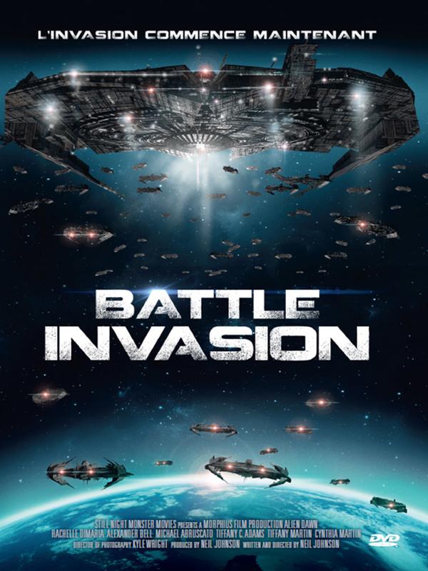 Battle Invasion affiche