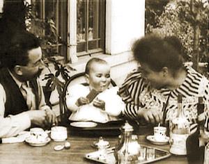 affiche du film Le goûter de bébé