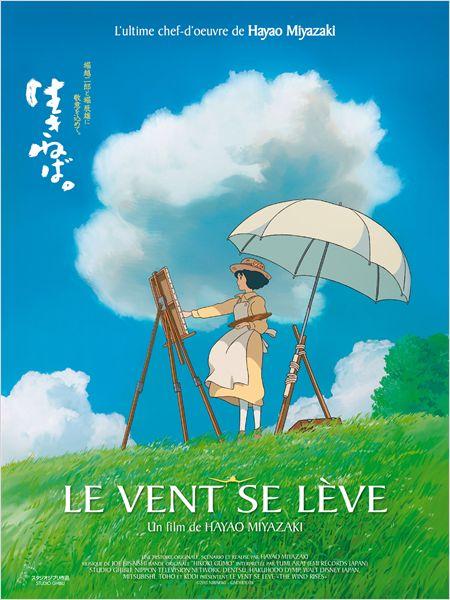 affiche du film Le vent se lève