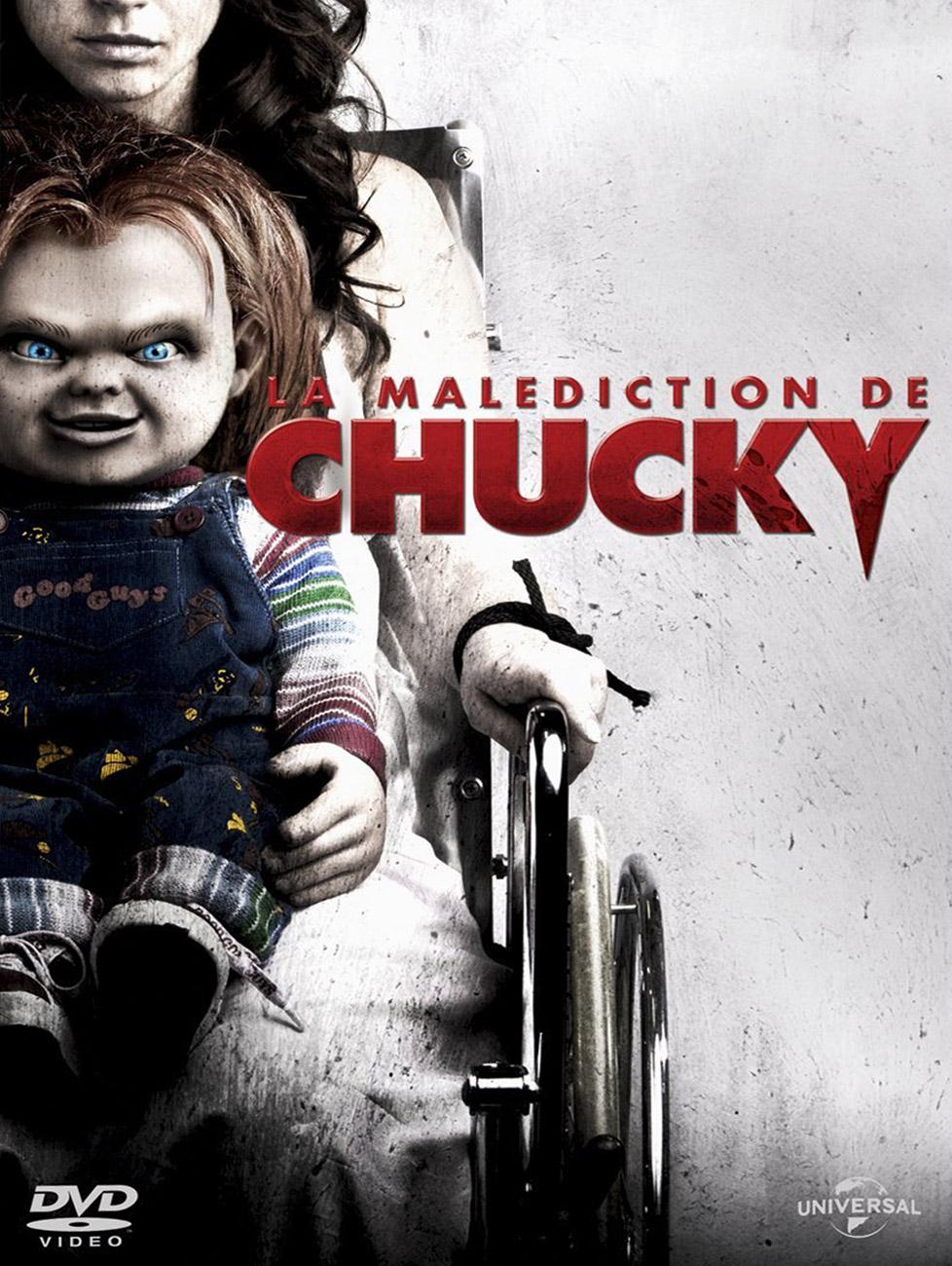 affiche du film La Malédiction de Chucky