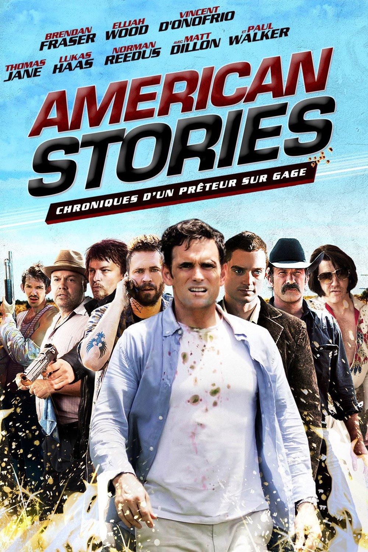 affiche du film American Stories: Chroniques d'un prêteur sur gages