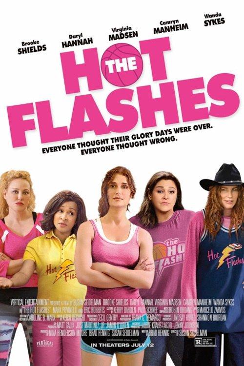 affiche du film The Hot Flashes