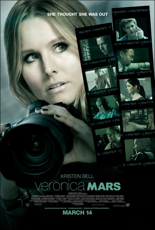 affiche du film Veronica Mars