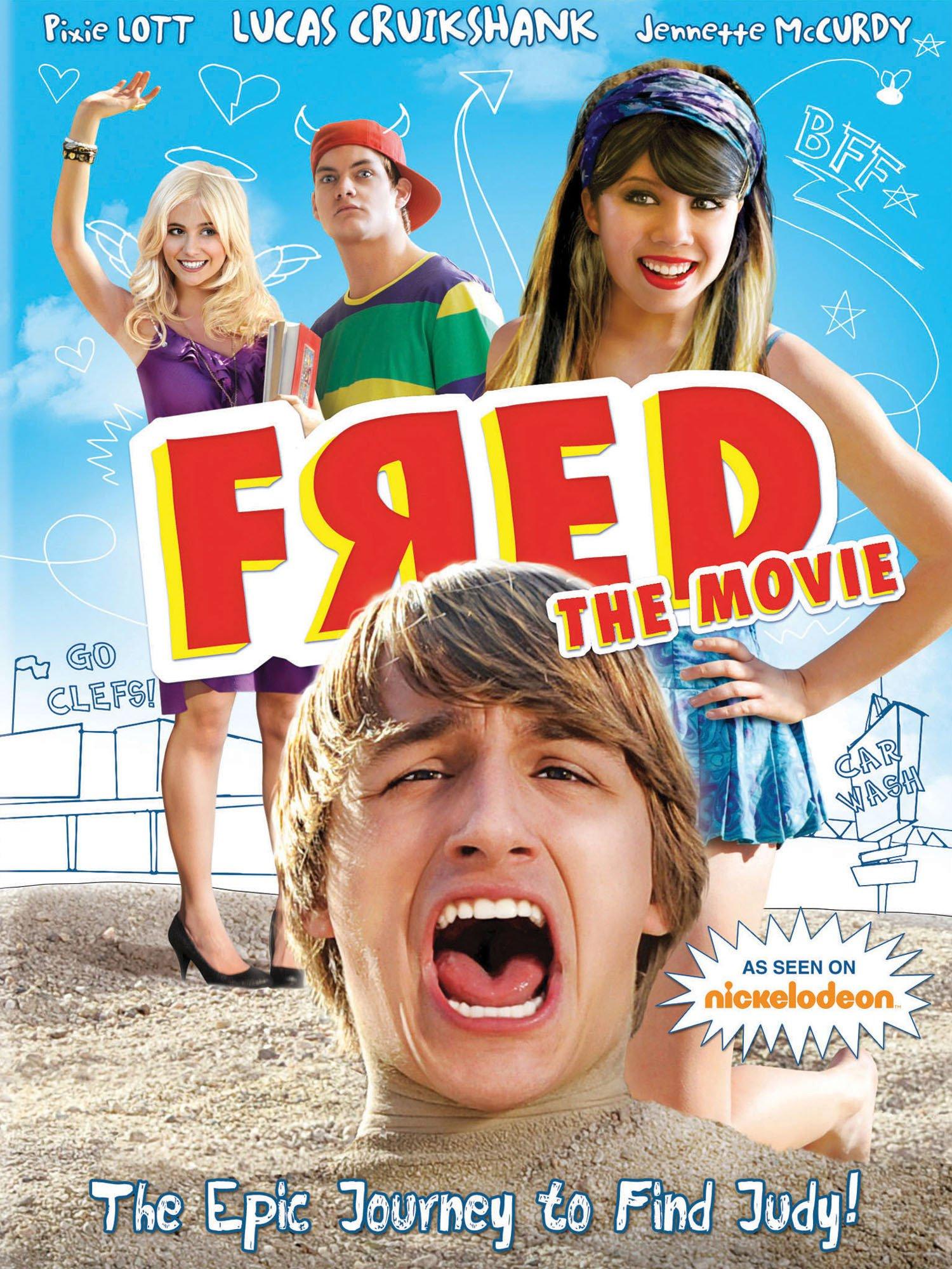 affiche du film Fred, The Movie (TV)