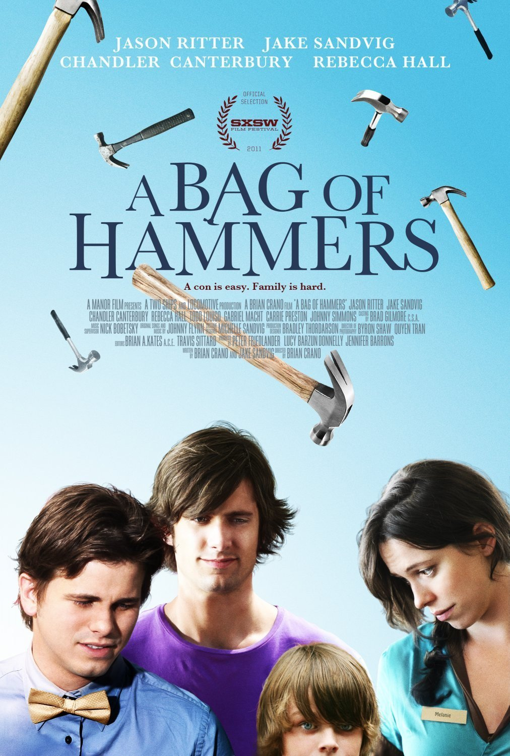 affiche du film A Bag of Hammers