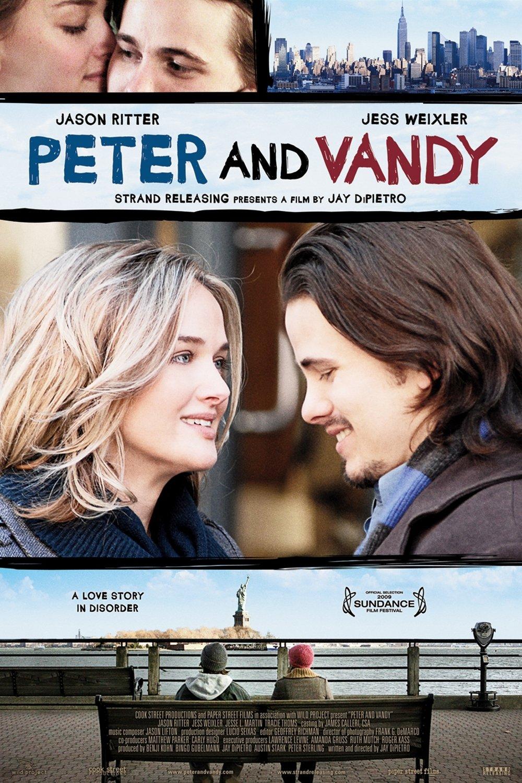 affiche du film Peter and Vandy