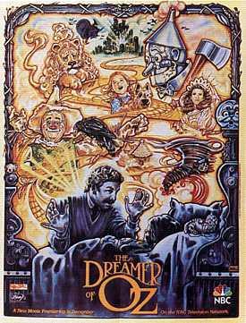 affiche du film The Dreamer of Oz (TV)