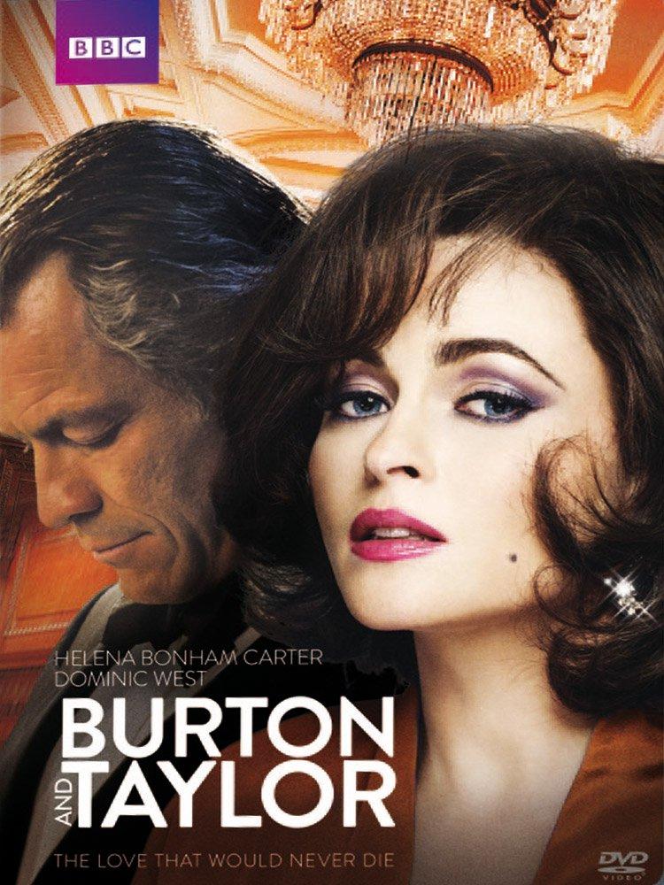 affiche du film Liz Taylor et Richard Burton : Les amants terribles (TV)