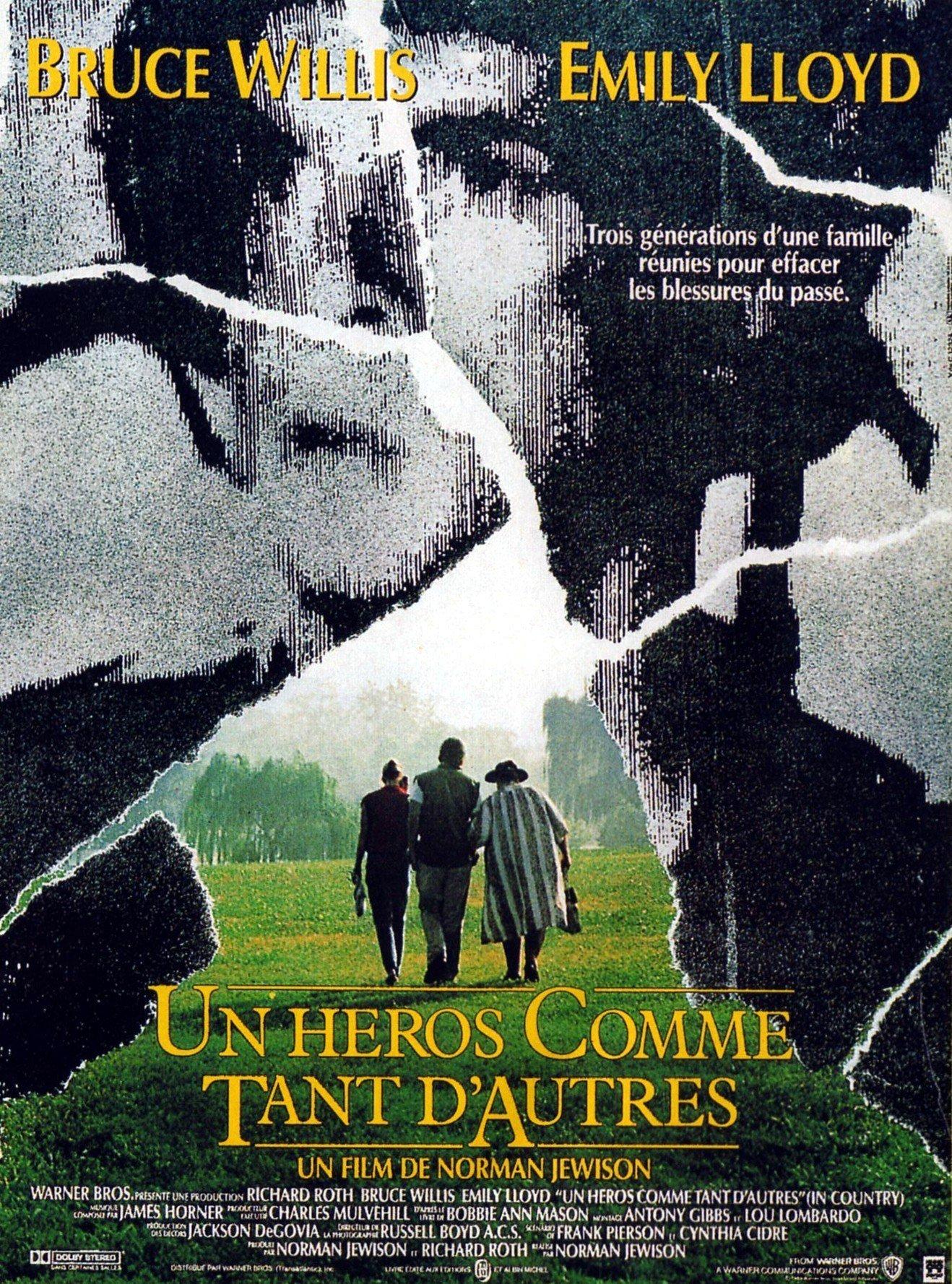 affiche du film Un héros comme tant d'autres