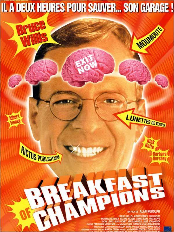 affiche du film Breakfast of Champions