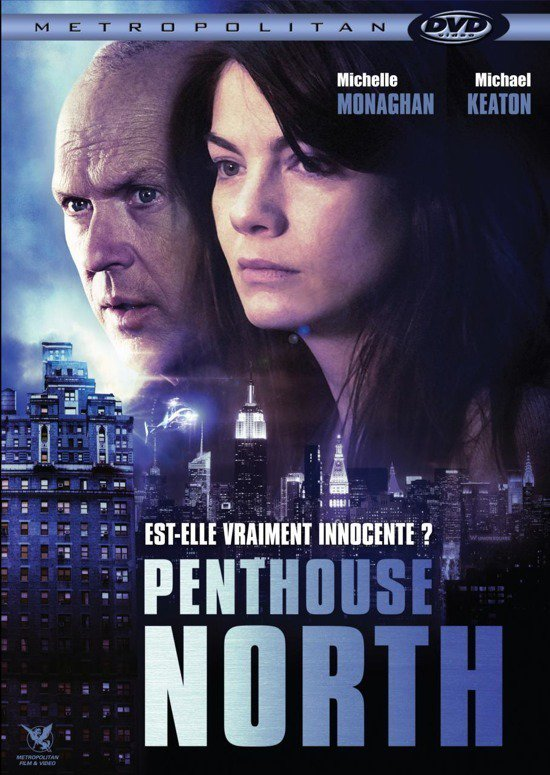 affiche du film Penthouse North
