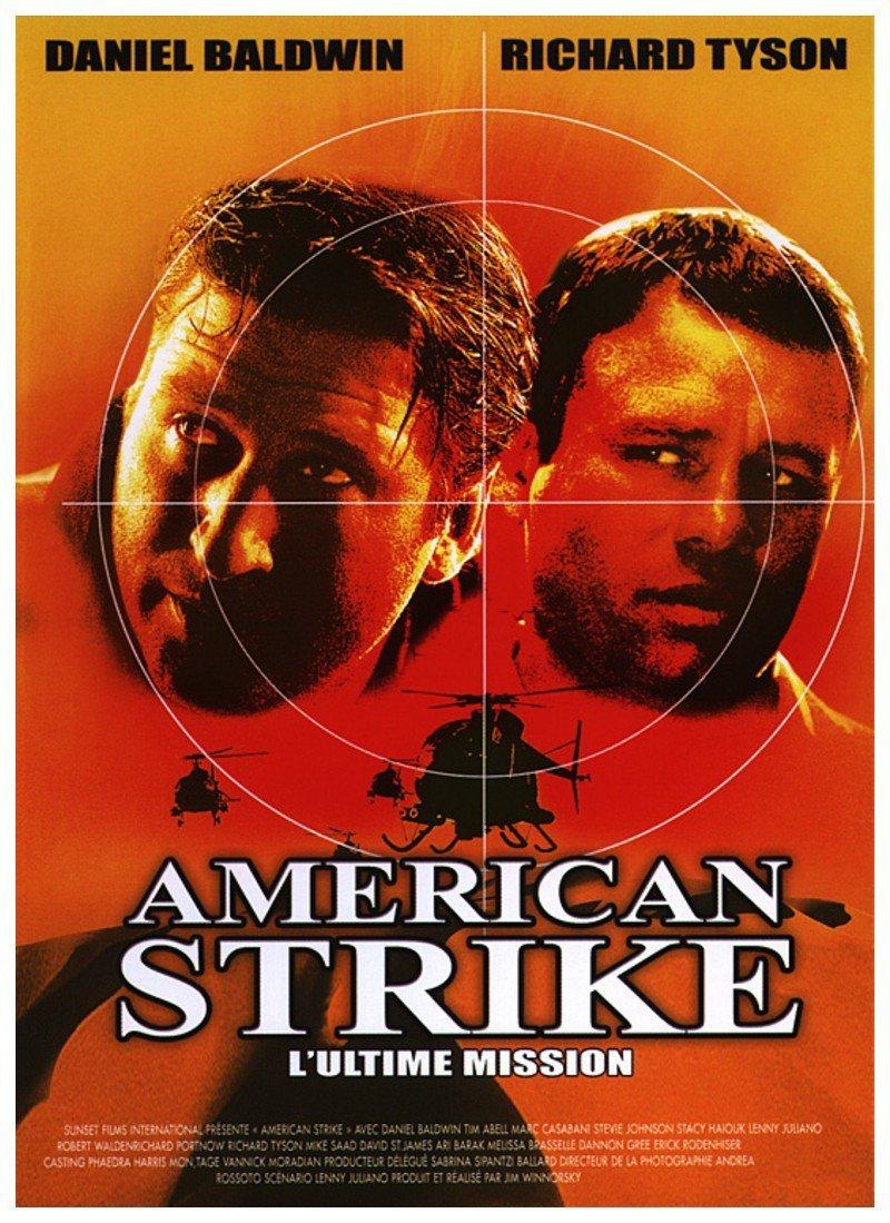 affiche du film American Strike