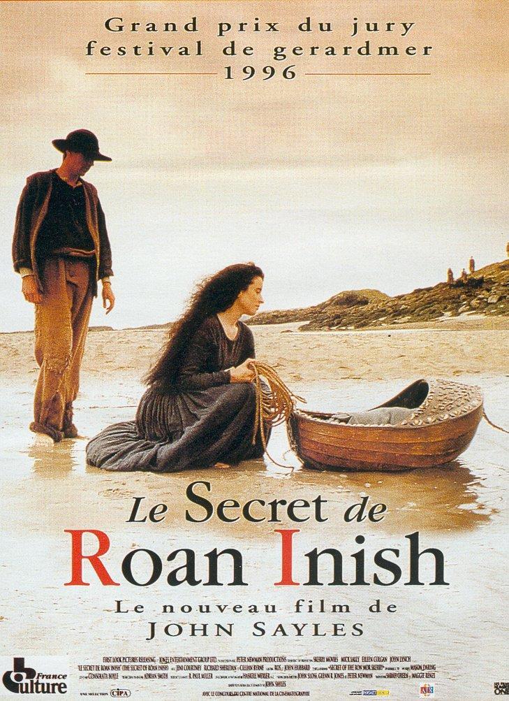 affiche du film Le secret de Roan Inish