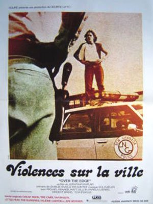 affiche du film Violences sur la ville
