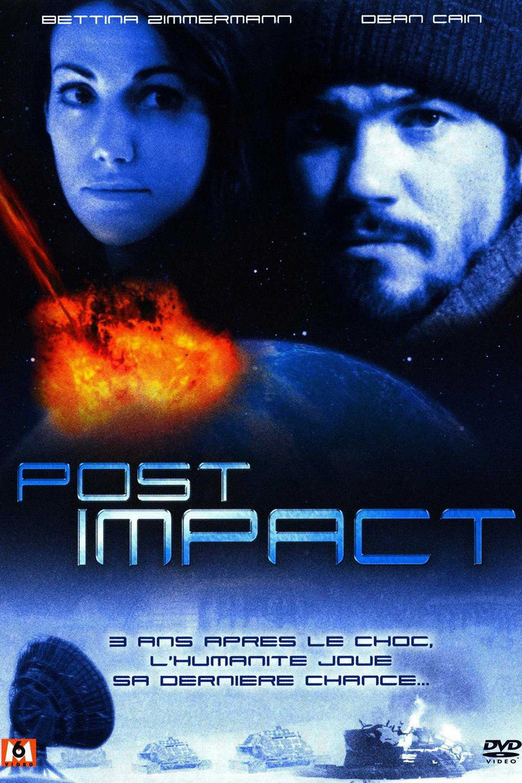 affiche du film Impact final