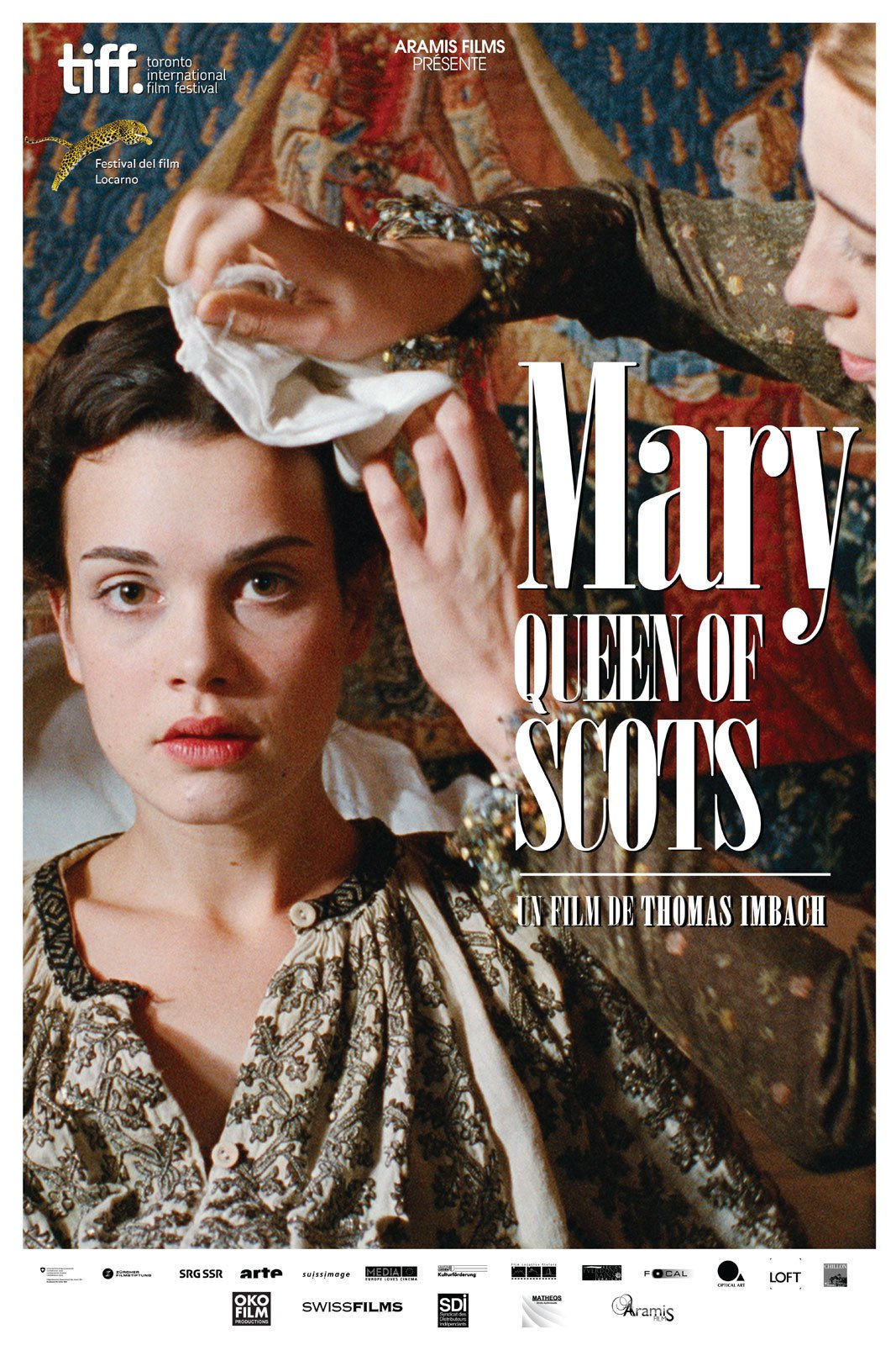 affiche du film Mary, Queen of Scots