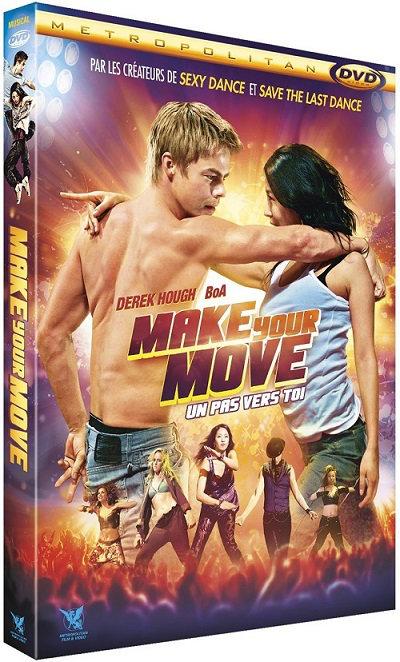 affiche du film Make Your Move : Un pas vers toi
