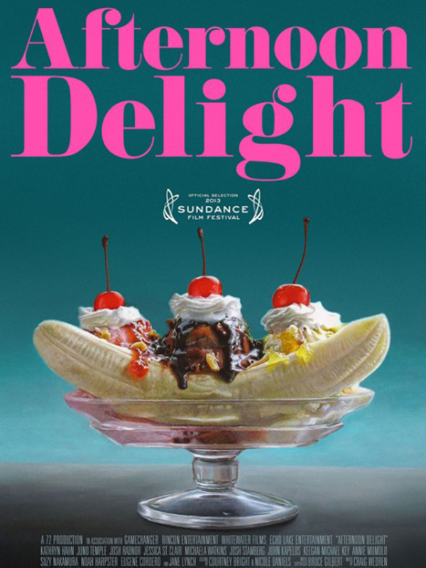 affiche du film Afternoon Delight