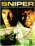 affiche du film Sniper: 23 jours de terreur sur Washington (TV)