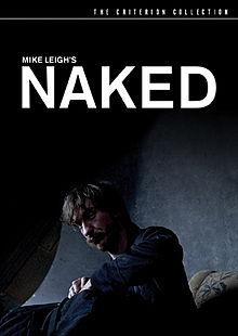 affiche du film Naked