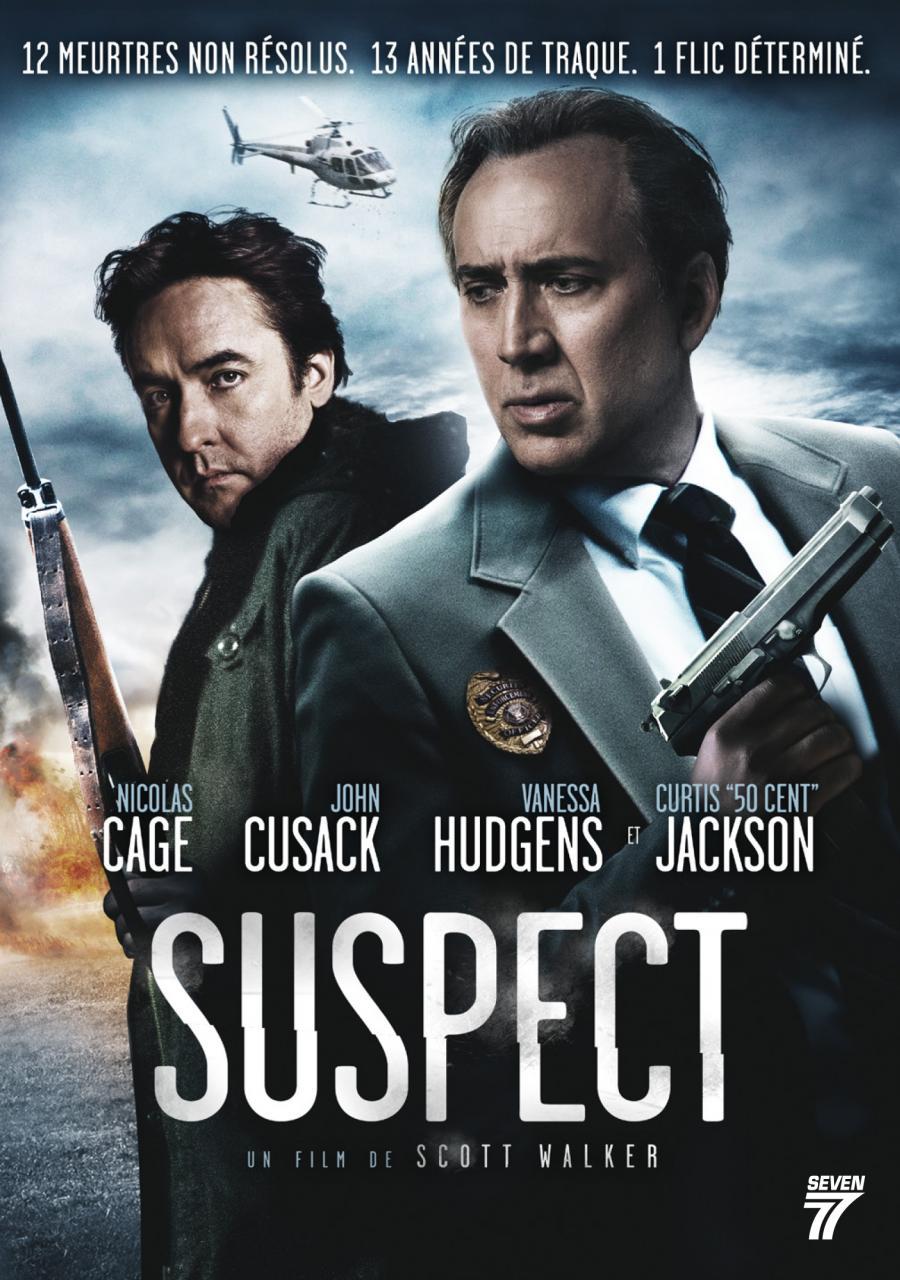 affiche du film Suspect