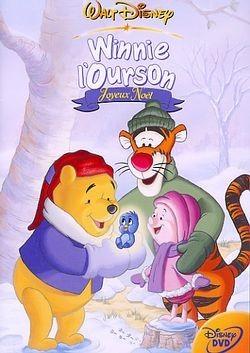 affiche du film Winnie l'ourson: Joyeux Noël