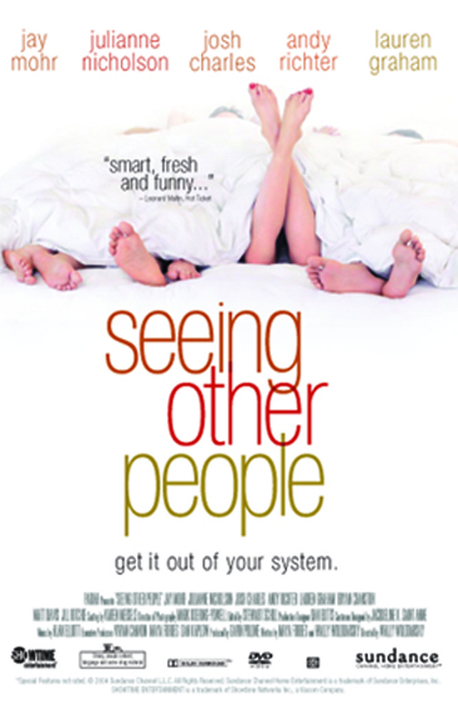 affiche du film Seeing Other People