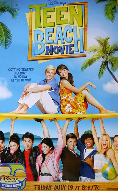 affiche du film Teen Beach Movie (TV)