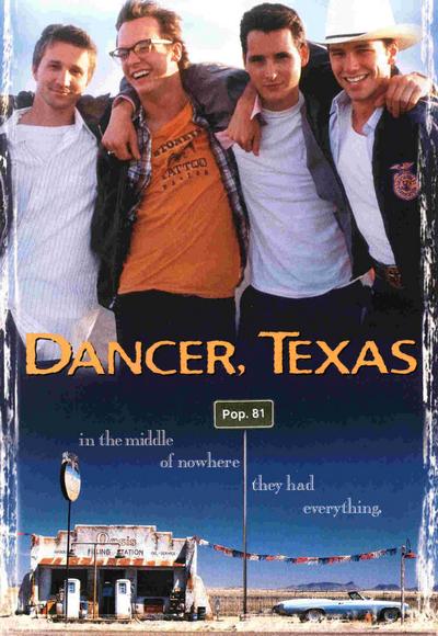 affiche du film Dancer, Texas