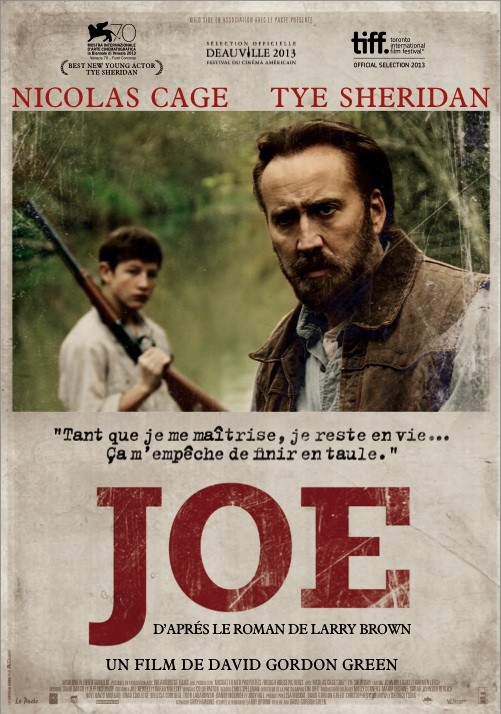affiche du film Joe