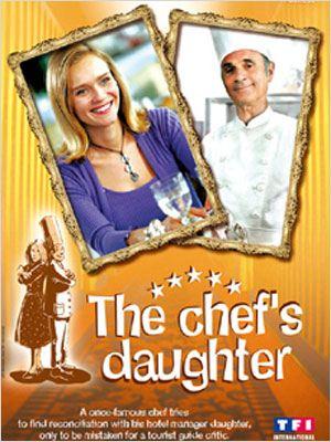 affiche du film La Fille du chef (TV)