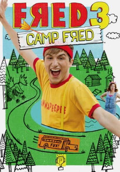 affiche du film Fred 3: Camp Fred